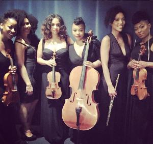 black girls rock orchestra