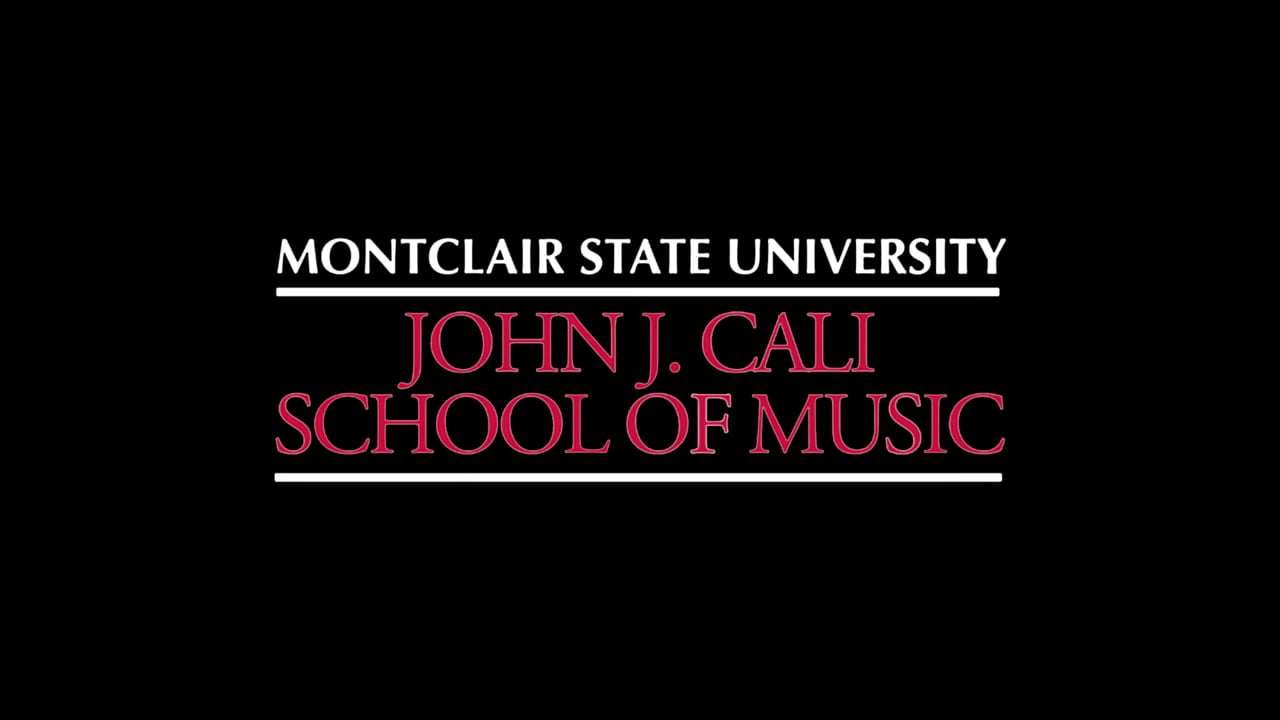 John J Cali School of music Allison loggins hull